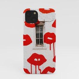 Nashville Street Art iPhone Case
