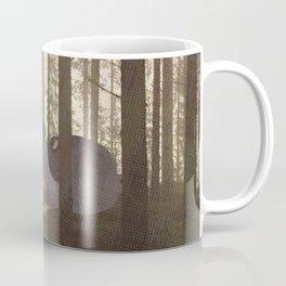 Forest Spirit Bear Coffee Mug