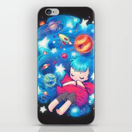 space iPhone Skin