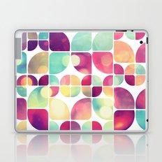 City Lights Pattern Laptop & iPad Skin
