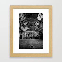 Newport Technical Institute Framed Art Print