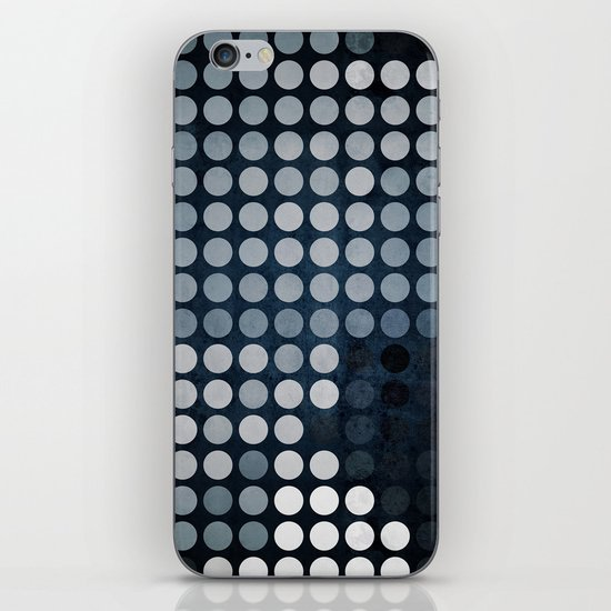 dryb dyts iPhone & iPod Skin