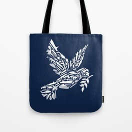 Peace? Tote Bag