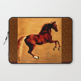 The Horse, after  George Stubbs Laptop Sleeve