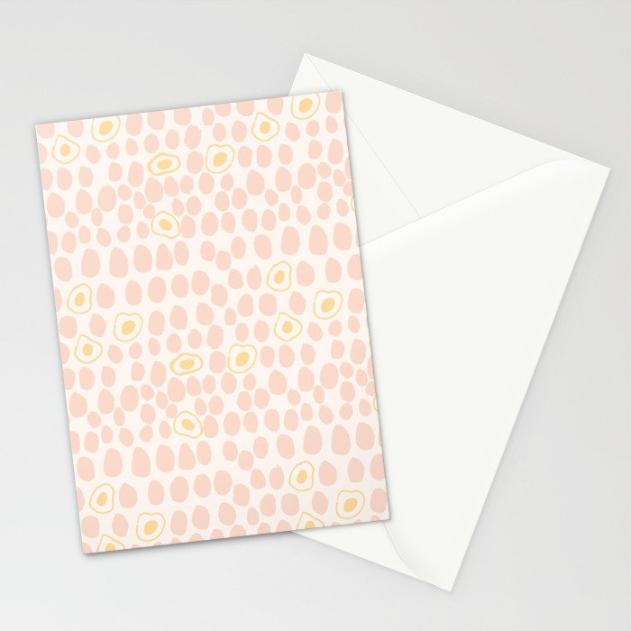 Eggs Stationery Cards