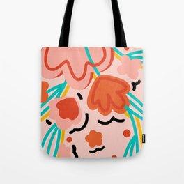 flower pot. Tote Bag