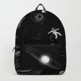 We Are Made Of Starts Backpack