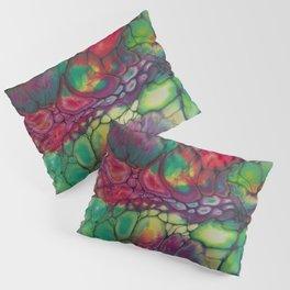 Fluid Color Pillow Sham