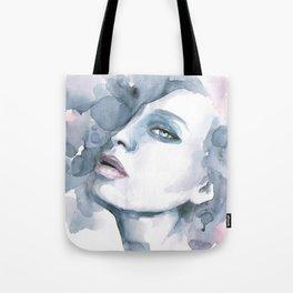 Stillhet (silence) Tote Bag