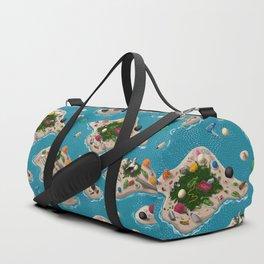 Trash Islands Duffle Bag
