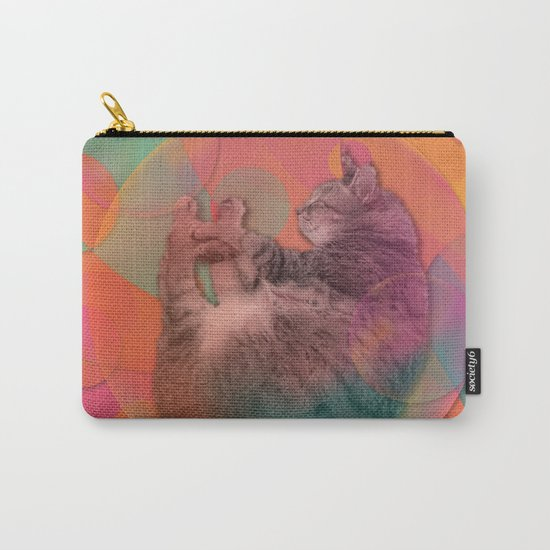 Kitty Cat Sweet Dream Carry-All Pouch