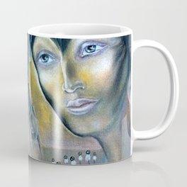 Birth of Pearl Coffee Mug