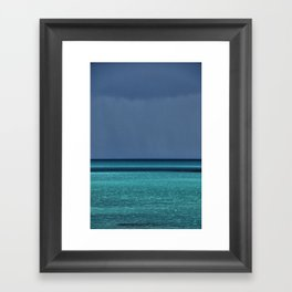 The Beautiful Calm Framed Art Print