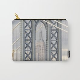 """Empire State 2"" by Murray Bolesta! Carry-All Pouch"