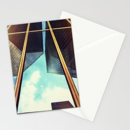 Building Reflections Stationery Cards