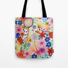 fleur-moi Tote Bag