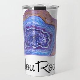 Geode - You Rock! Travel Mug