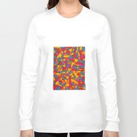 cinema Long Sleeve T-shirts featuring - cinema - by Magdalla Del Fresto