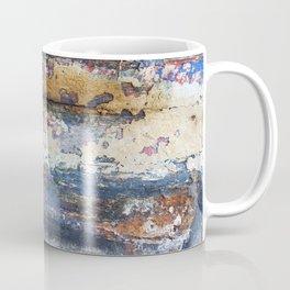 Red and Blue Coffee Mug