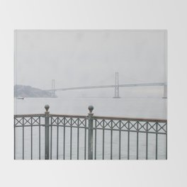 Bay View Throw Blanket