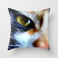 I can read your mind Throw Pillow
