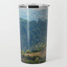 Isolated Travel Mug