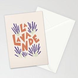 La Lavande French Lavender Stationery Cards