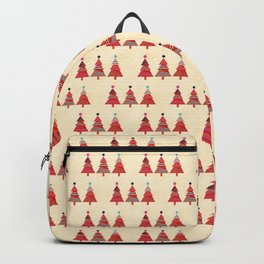 Three Christmas Trees Backpack