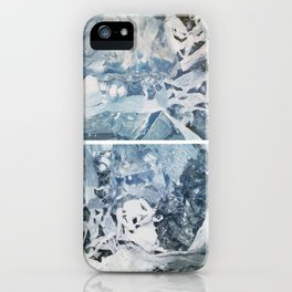 crystaux iPhone Case