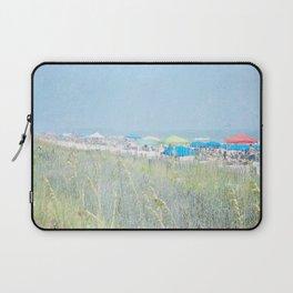 Surfside Beach Laptop Sleeve