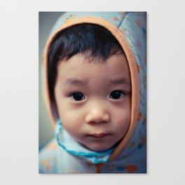 Boy Canvas Print