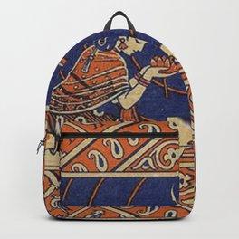 Hindu Prayer Backpack