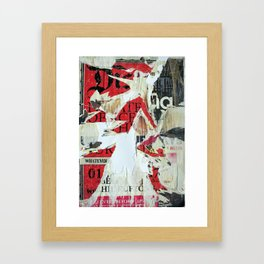 King's Stables Rd #3 Framed Art Print