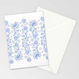 Chinoiserie Calico Stationery Cards