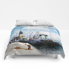 Trapani art 11 Comforters
