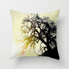 You'll Be Back. Throw Pillow