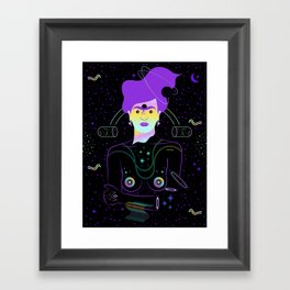 Frida Boreal Framed Art Print