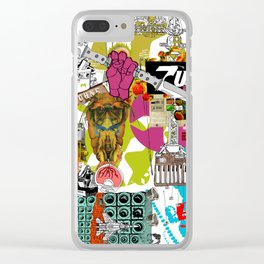 Must Work Clear iPhone Case