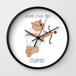 Just call me cupid Wall Clock