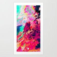 Genef Art Print