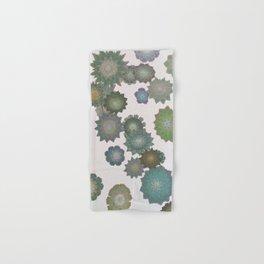 Succulent Spiral Hand & Bath Towel