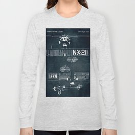 SPIRIT OF ST. LOUIS - First flight 1927 Long Sleeve T-shirt
