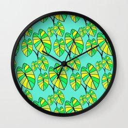 Loʻi Love Wall Clock