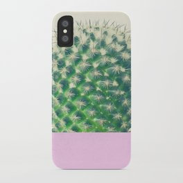 Cactus Dip II iPhone Case