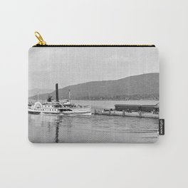 The Horicon I Steamboat 1904 Carry-All Pouch