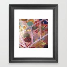 Sharona Sunset Framed Art Print