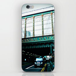 Central Station iPhone Skin