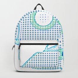 Robot Emoji Backpack