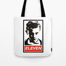 Eleven - Obey Tote Bag