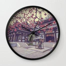 WILD JAPAN 10 Wall Clock